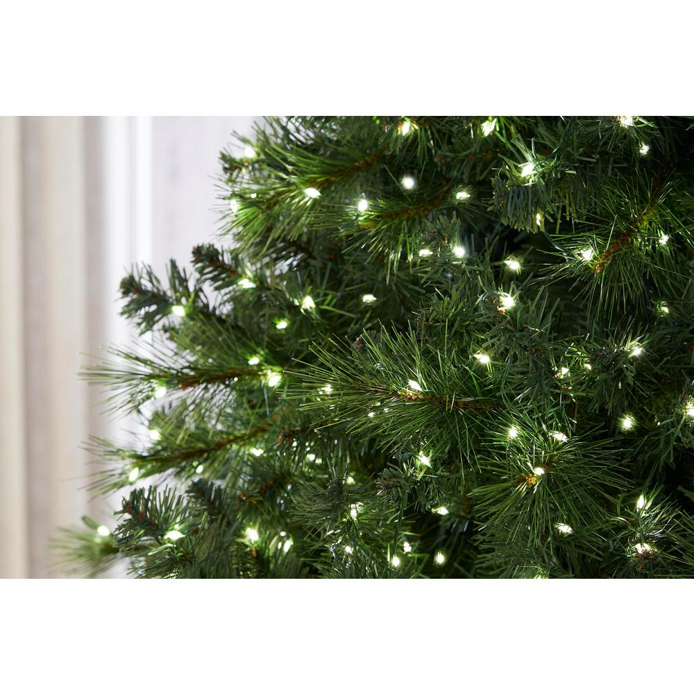 Home Accents Holiday 55 Ft 150 Light Warm White Micro Dot 3 Function Light