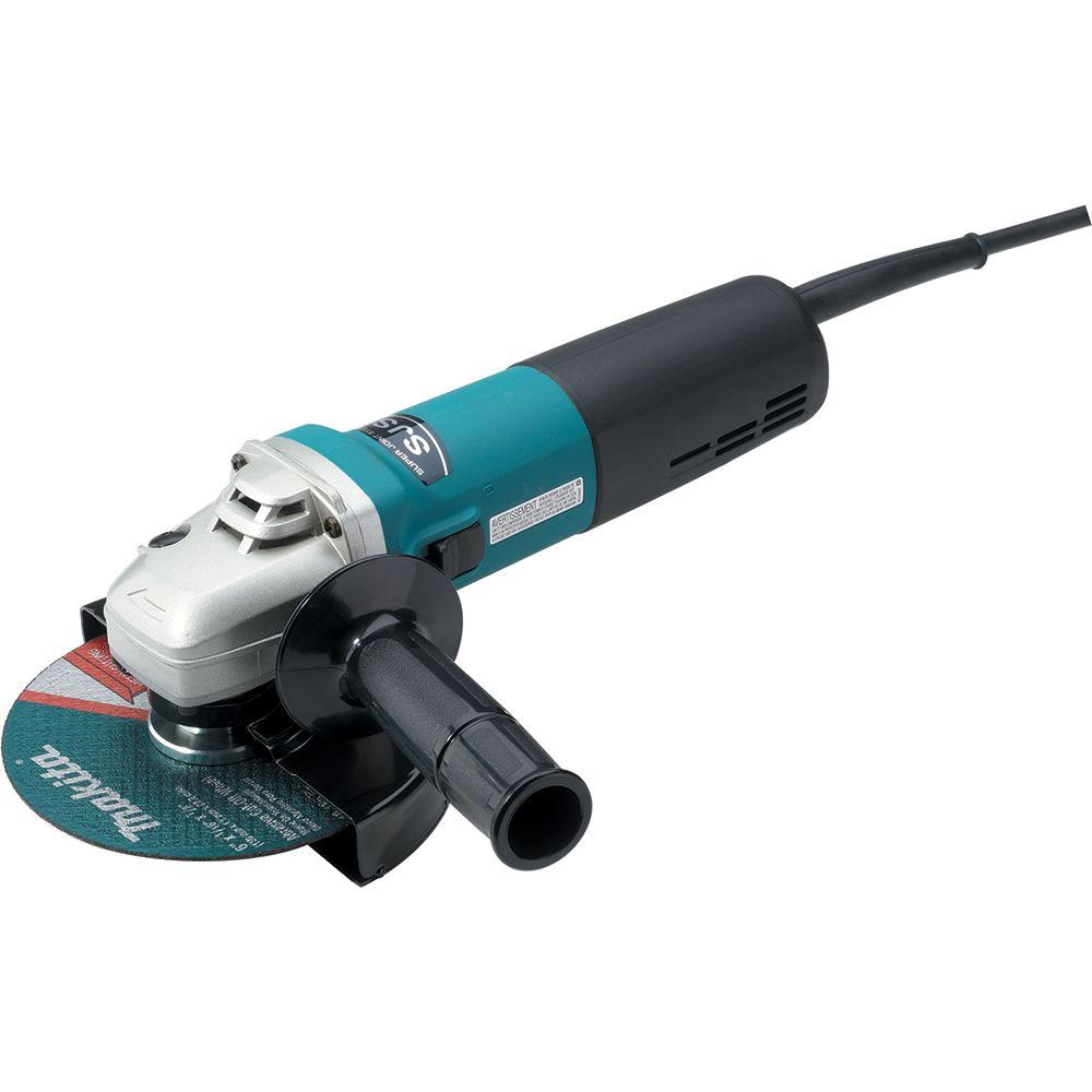 Makita 12-Amp 6 in. Super Joint System Cut-Off/Angle Grinder