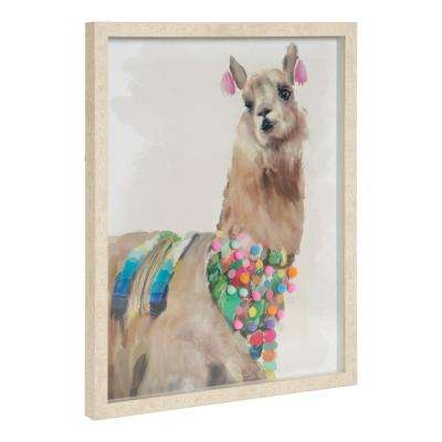 Lima Alpaca Framed Wall Art