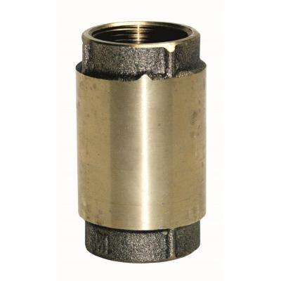 1 in. Brass Check Valve