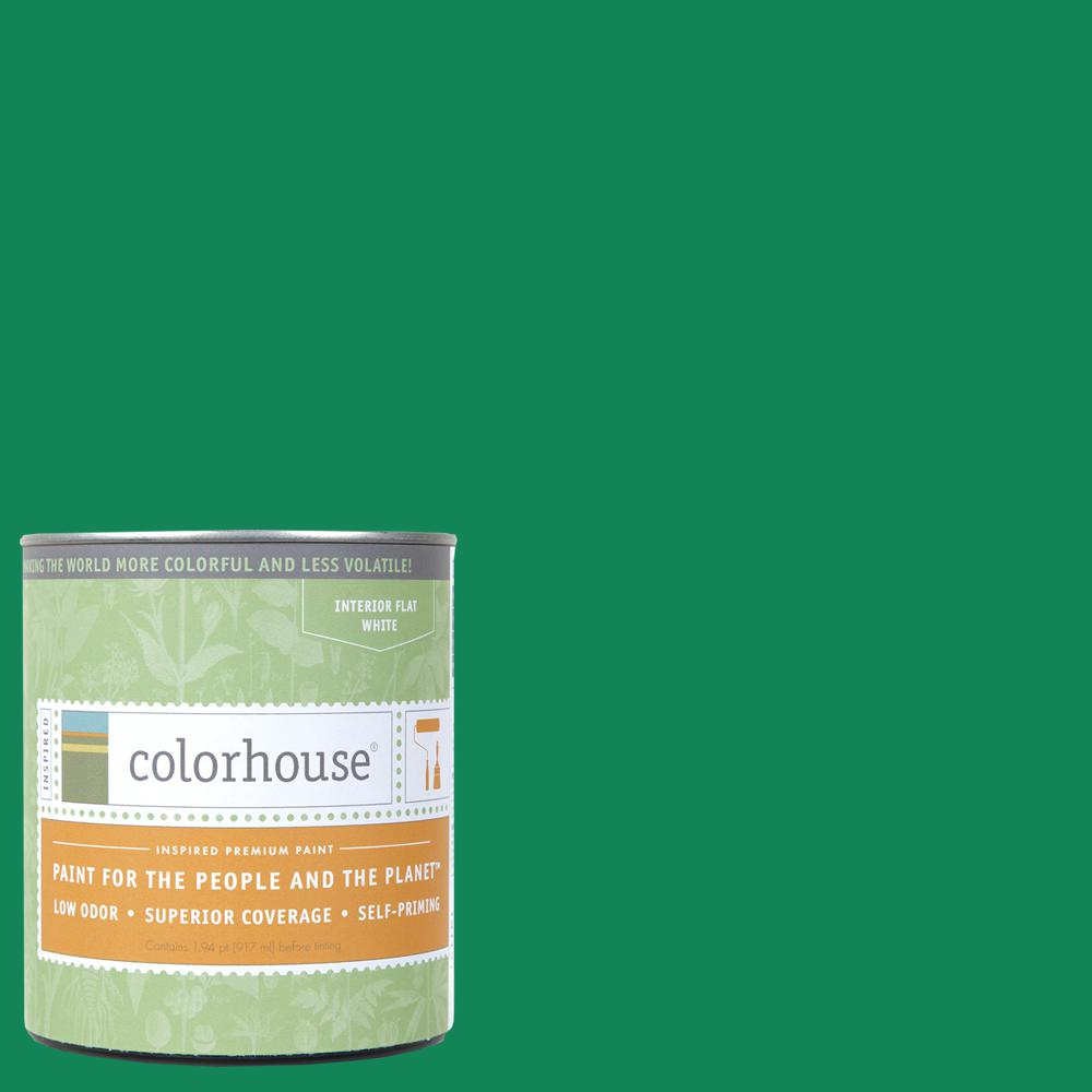 Colorhouse 1 qt. Thrive .06 Flat Interior Paint