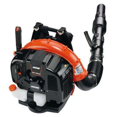 214 MPH 535 CFM 63.3 Gas Backpack Blower with Hip Throttle