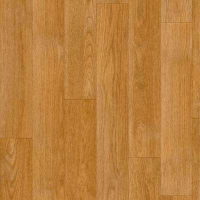 Manchester Oak 13.2 ft. Wide x Your Choice Length Residential Sheet Vinyl Flooring