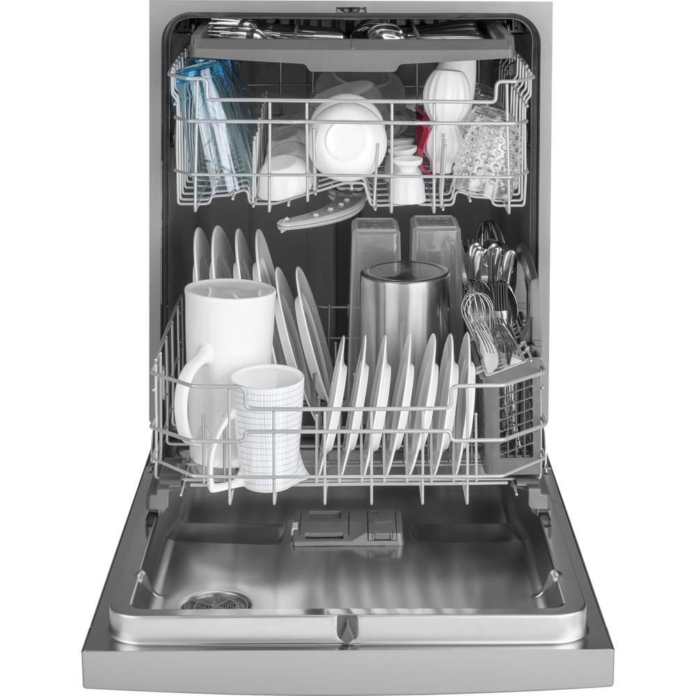 Tall Tub Dishwasher In Stainless Steel