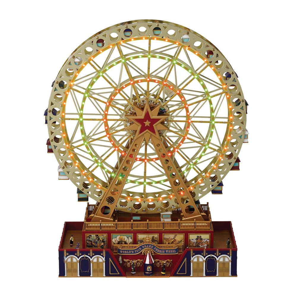 15 in. World's Fair Grand Ferris Wheel