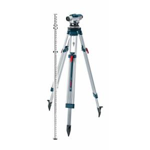 Bosch 5.6 inch Automatic Optical Level Kit with a 32x Magnification Power Lens (5-Piece) by Bosch