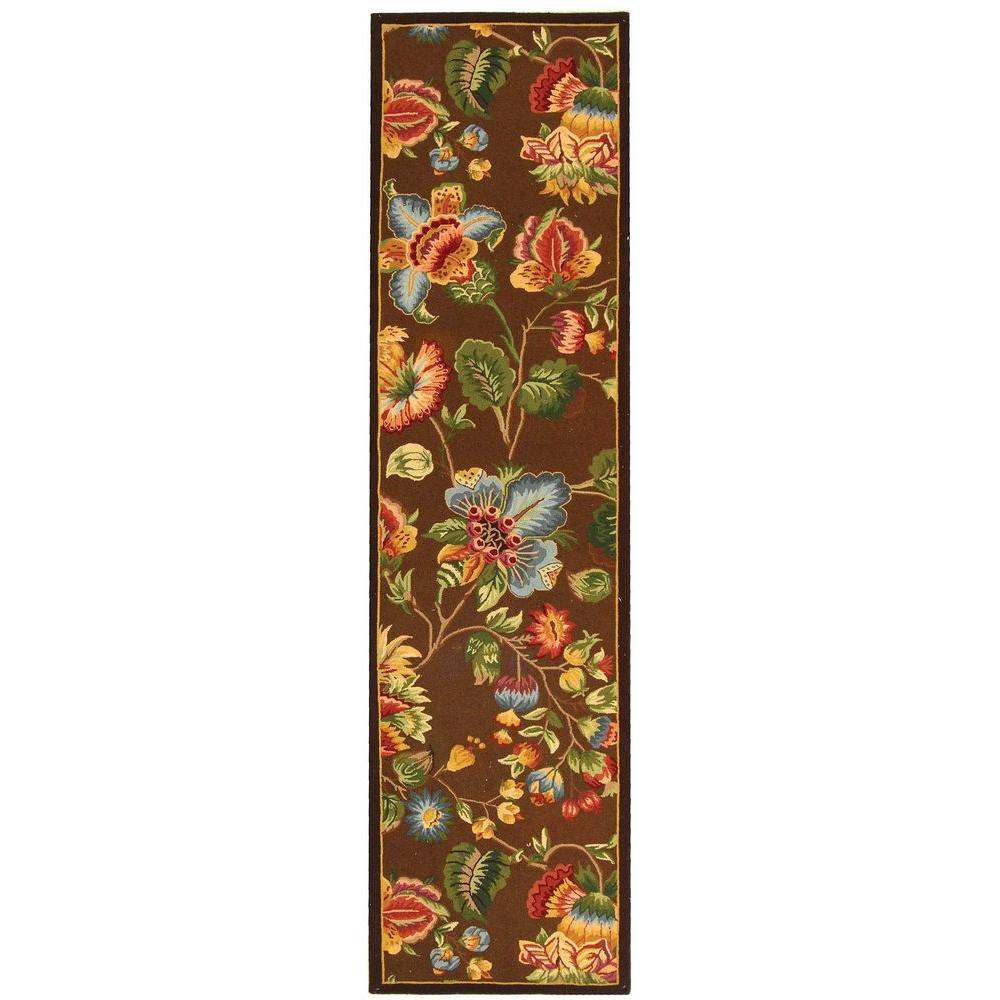 Chelsea Brown 2 ft. 6 in. x 10 ft. Rug Runner