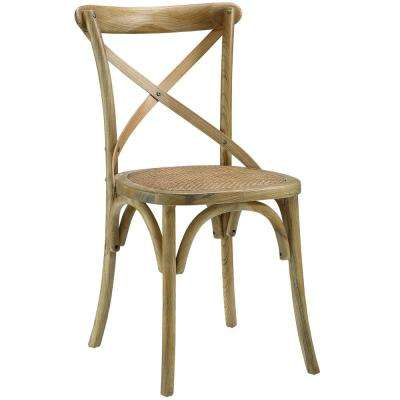 Gear Natural Dining Side Chair