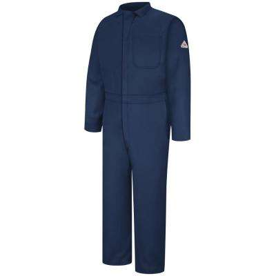 Nomex IIIA Men's Size 46 (Tall) Navy Classic Coverall