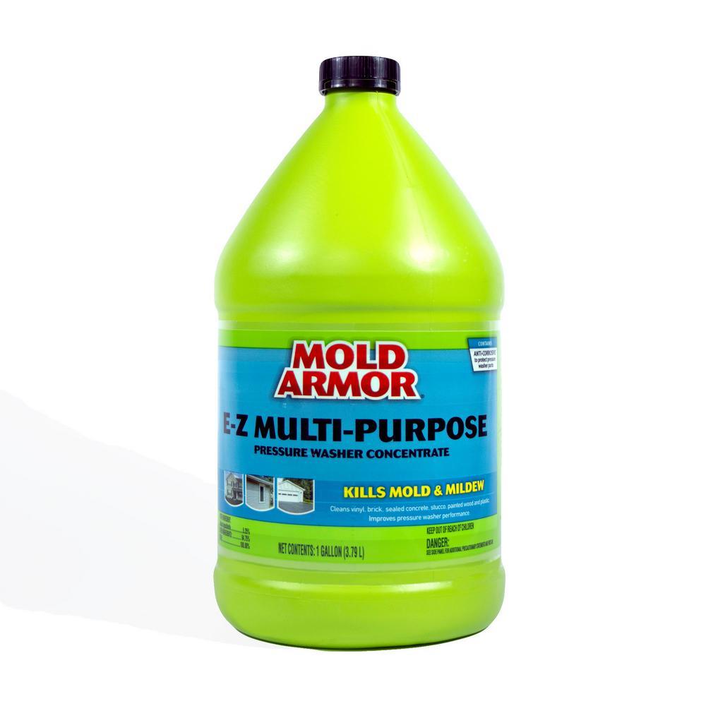 Mold Armor 1 Gal Multi Purpose Pressure Washer Cleaner