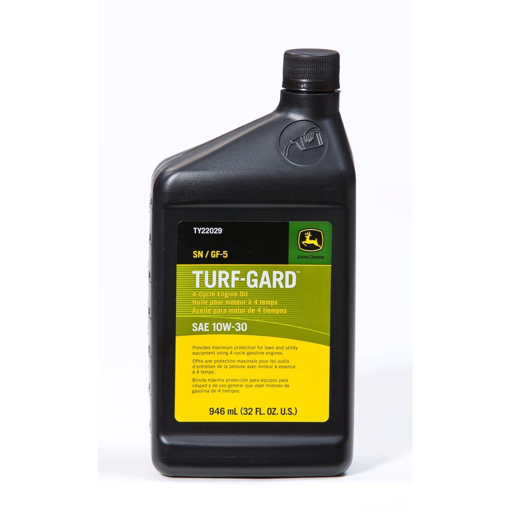 john deere 32 oz 10w 30 motor oil ty22029 the home depot