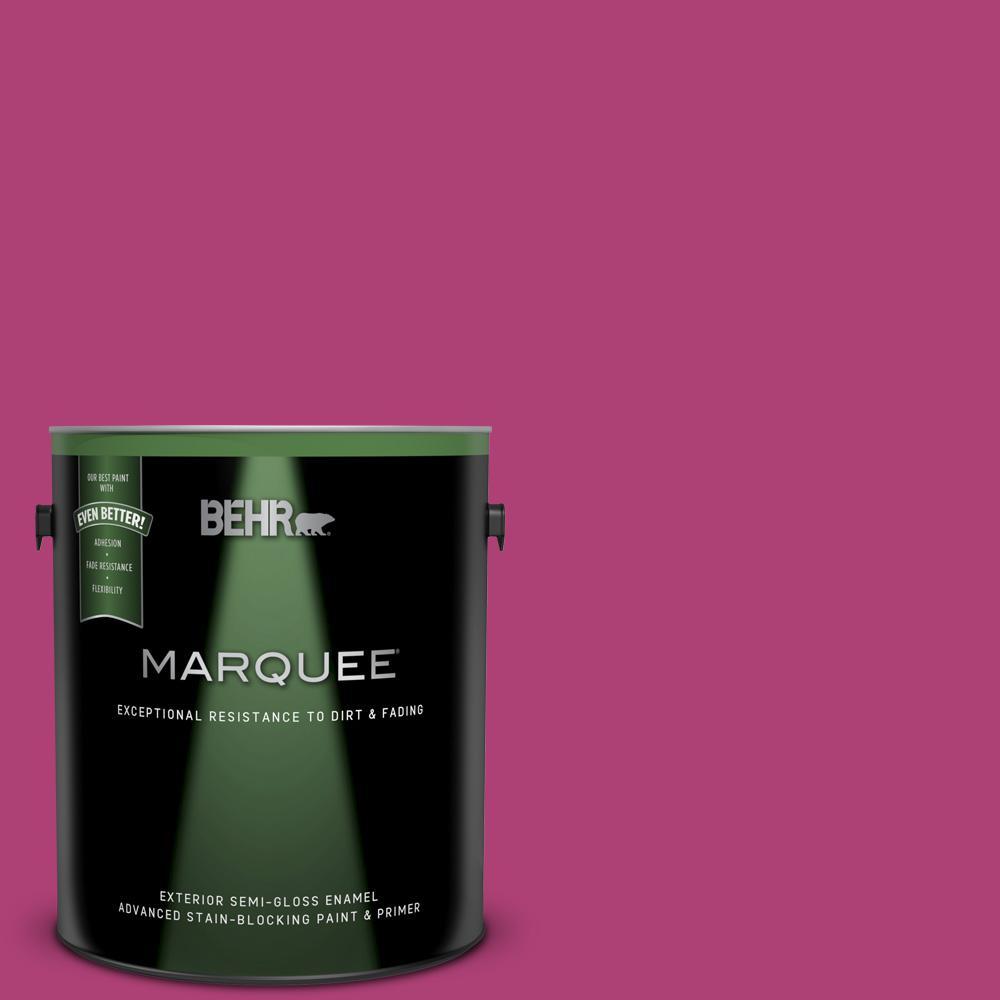 100b 7 Hot Pink Semi Gloss Enamel Exterior