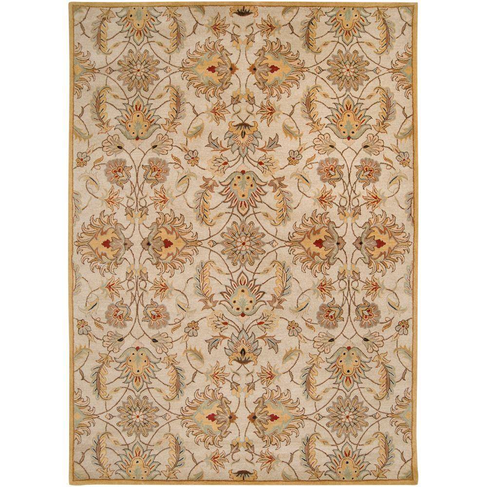 John Gold 8 ft. x 11 ft. Area Rug
