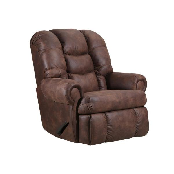 Dorado Walnut Comfortking Recliner 4501