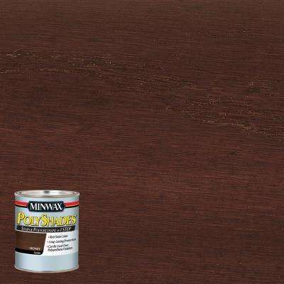 8 oz. PolyShades Honey Gloss Stain and Polyurethane in 1-Step (4-Pack)