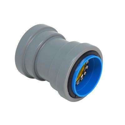 3/4 in. x 1 ft. EMT Push Connect Watertight Coupling