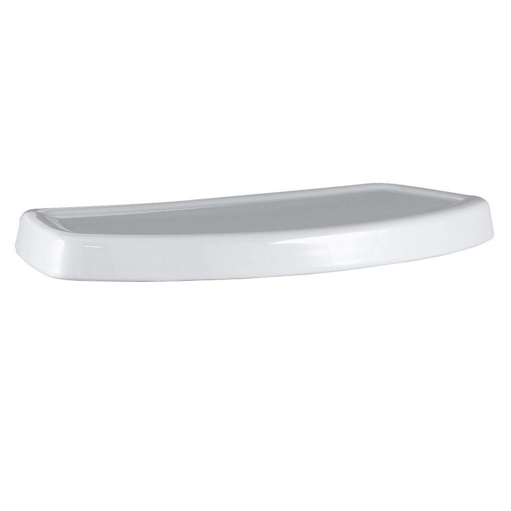 Cadet 3 Toilet Tank Cover in White