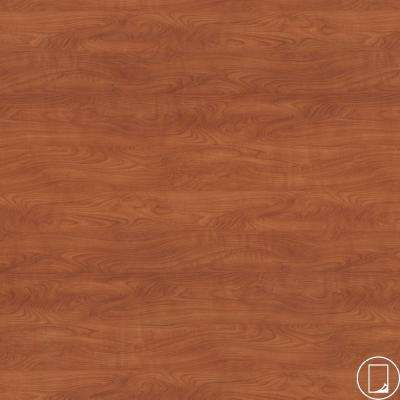 4 ft. x 8 ft. Laminate Sheet in RE-COVER Wild Cherry with Standard Matte Finish