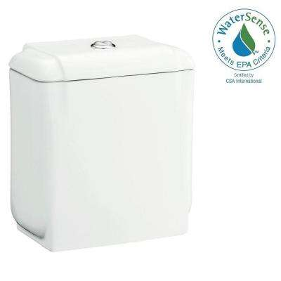 Rockton 1.1 GPF Single Flush Toilet Tank Only in White