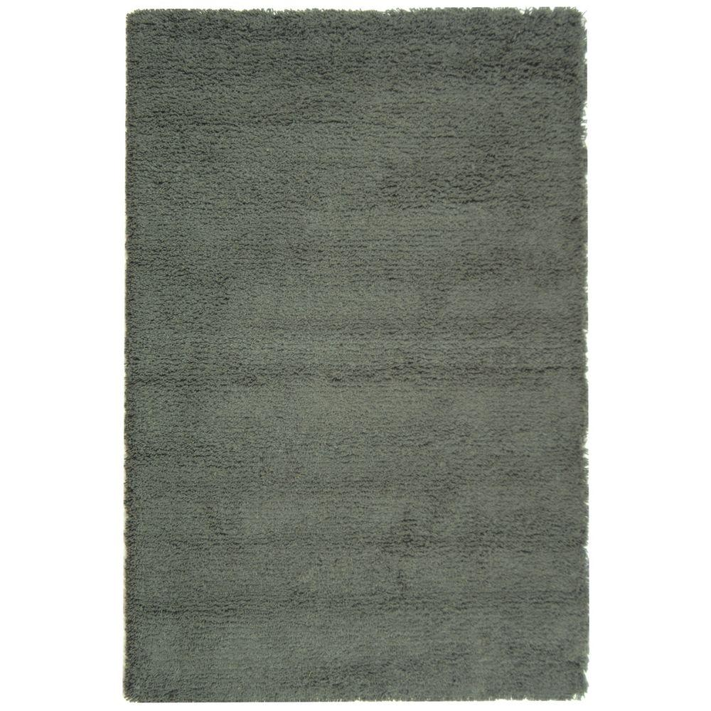 Classic Shag Charcoal 9 ft. 6 in. x 13 ft. 6