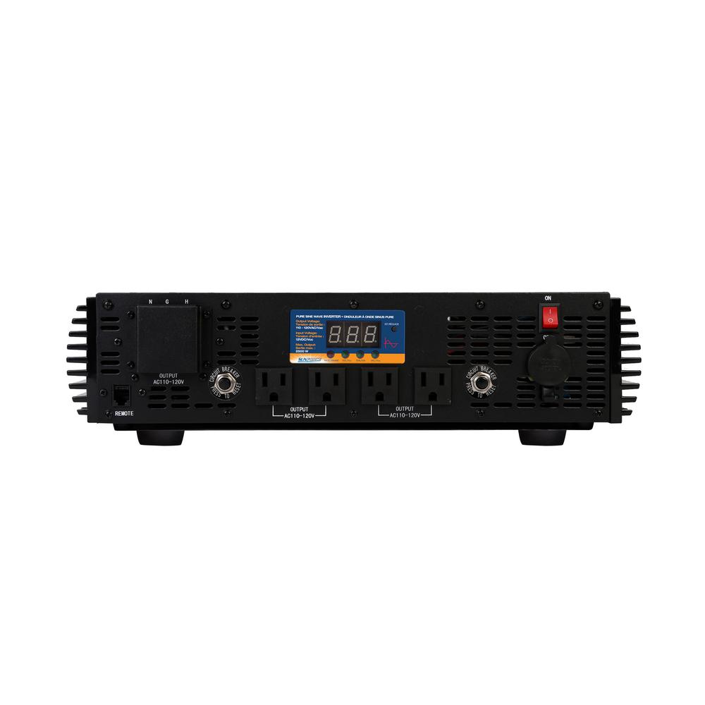 2500-Watt Pure Sine Wave Inverter