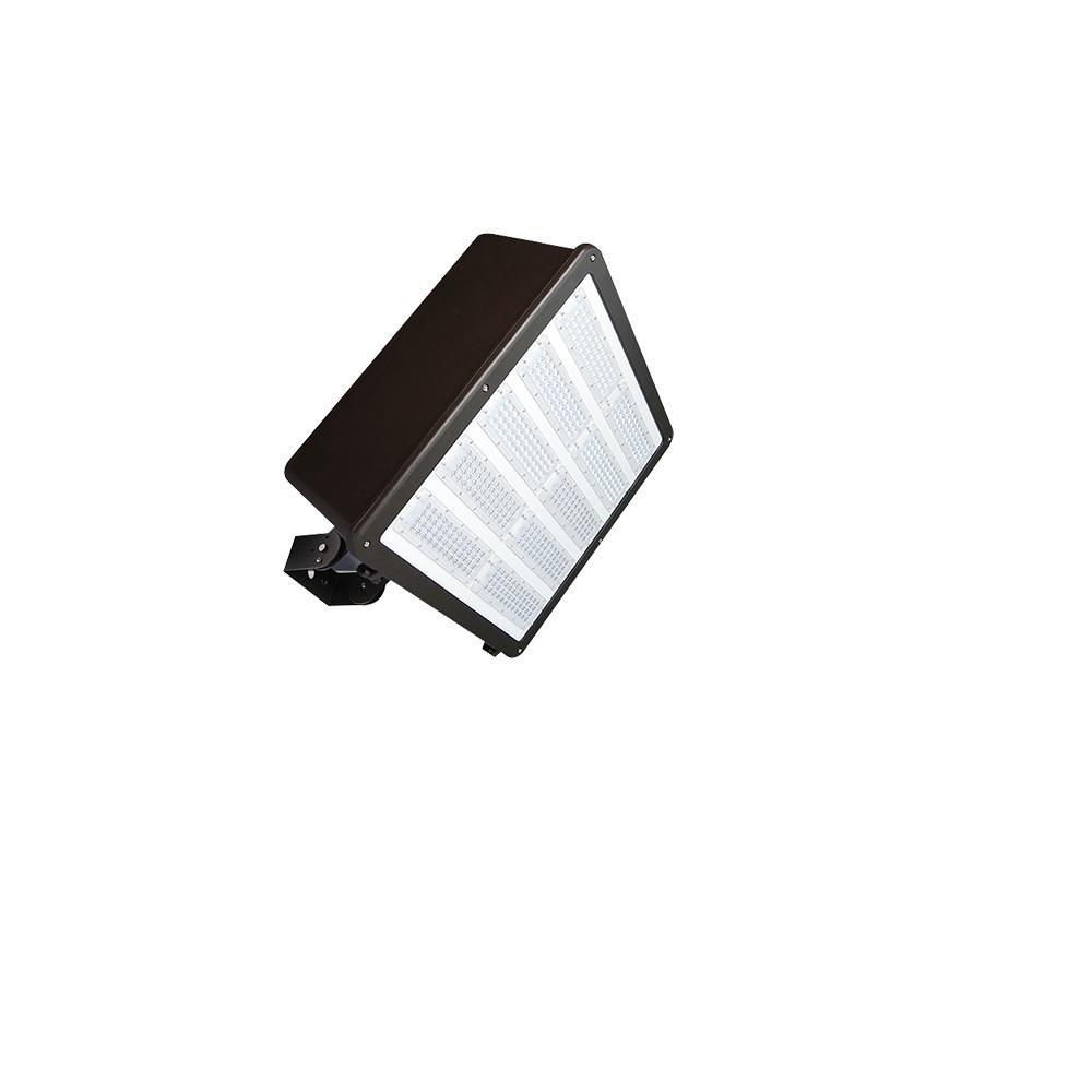 3000-Watt Equivalent Integrated Outdoor LED Flood Light, 45000 Lumens, Dusk to Dawn Outdoor Security Light