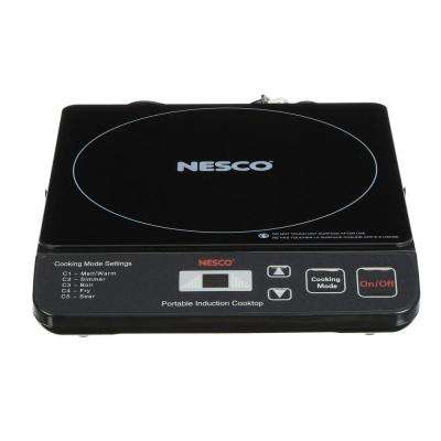 10 in. Portable Induction Cooktop