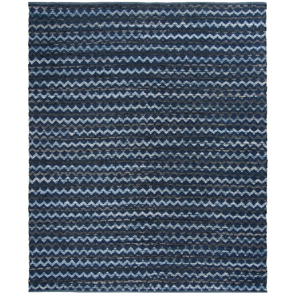 Safavieh Wyndham Turquoise Green 8 Ft X 10 Ft Area Rug: Safavieh Montauk Turquoise/Blue/Black 8 Ft. X 10 Ft. Area