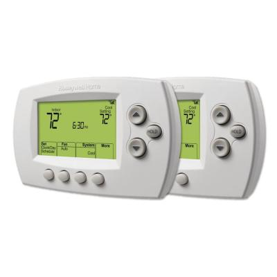 Wi-Fi 7-Day Programmable Thermostat (2-Pack)