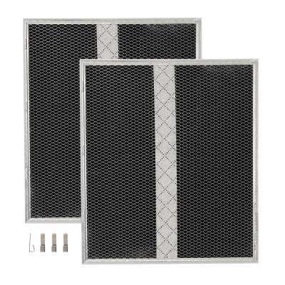 Ductless Charcoal Replacement Filters (Xc) for 30 in. AHDA and AVSF Range Hoods (2-Pack)