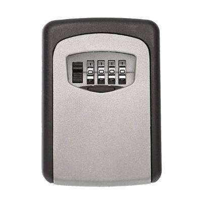 5-Keys Wall Mounted 4-Digit Combination Key Lock Box