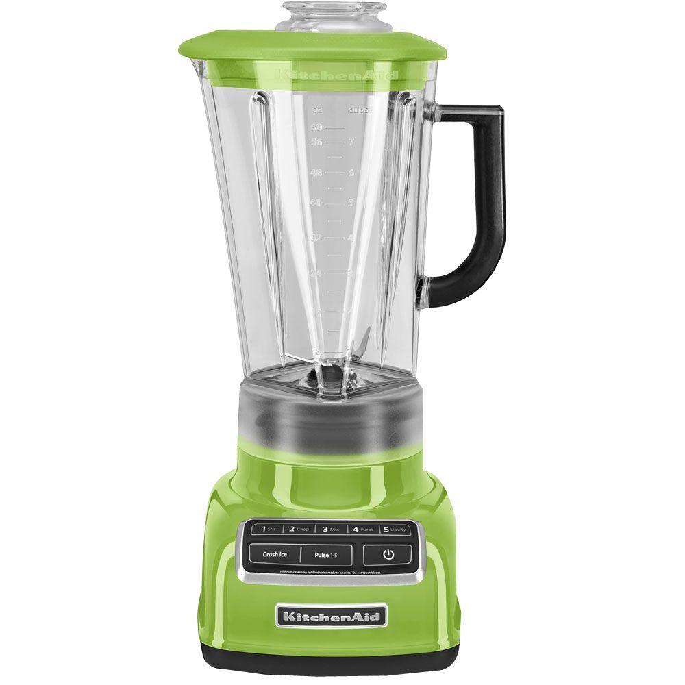 60 oz. 5-Speed Green Apple Blender