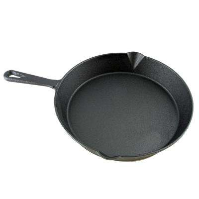 Addlestone Cast Iron Frying Pan with Handle