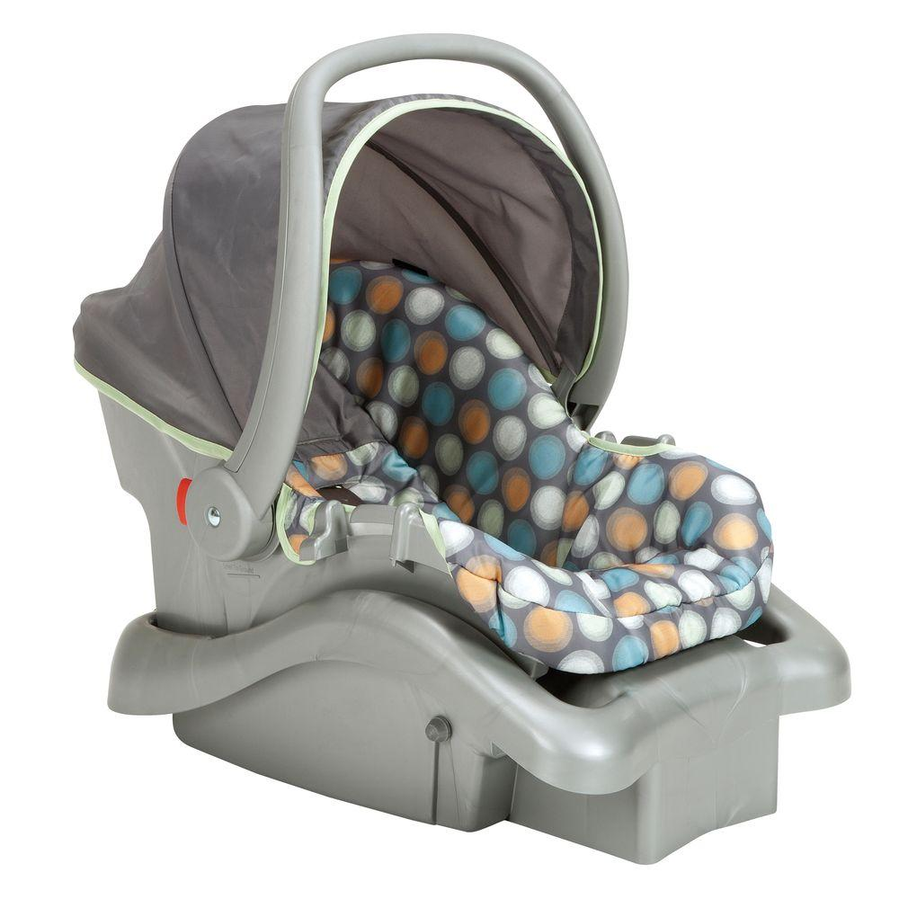 safety 1st cosco juvenile light 39 n comfy infant car seat ikat dots ic169cdd the home depot. Black Bedroom Furniture Sets. Home Design Ideas