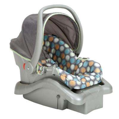 Cosco Juvenile Light 'n Comfy Infant Car Seat - Ikat Dots
