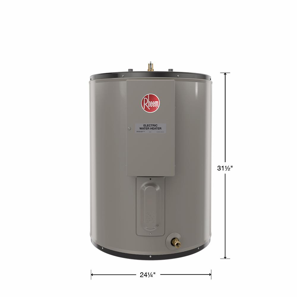 Richmond Essential 40 Gallon Power Vent 6 Year Warranty Natural Gas Tank Water Heater At Menards