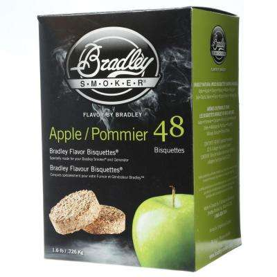 Apple Flavor Bisquettes (48-Pack)