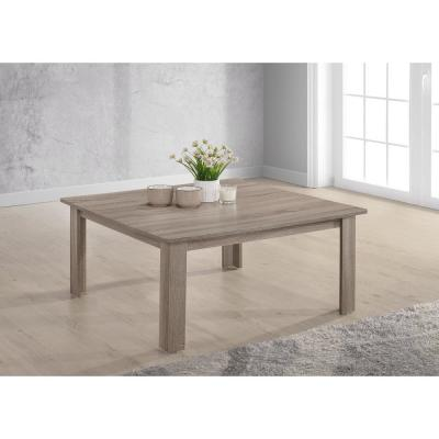 Barry Dark Taupe Square Cocktail Table