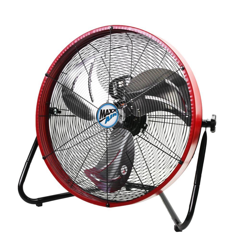 20 in. Floor Shroud Fan