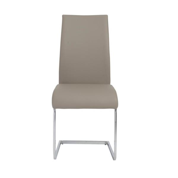 Epifania Taupe Side Chair (Set of 4)