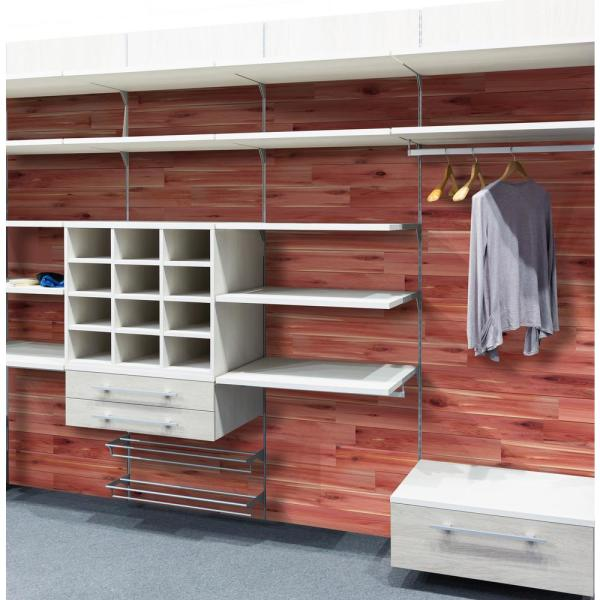 Unbranded 1 4 In X 3 3 4 In X 48 In 100 Aromatic Eastern Red Cedar Planking 36422 The Home Depot