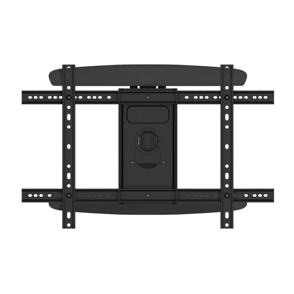 Monster Mounts Large Premium Full Motion Tv Wall Mount For 42 In 75 In Ma641 The Home Depot