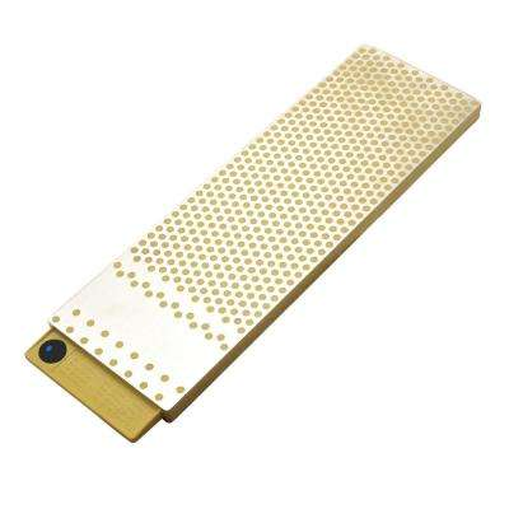8 in. DuoSharp Plus Bench Stone Coarse/Extra-Coarse Handheld Sharpener