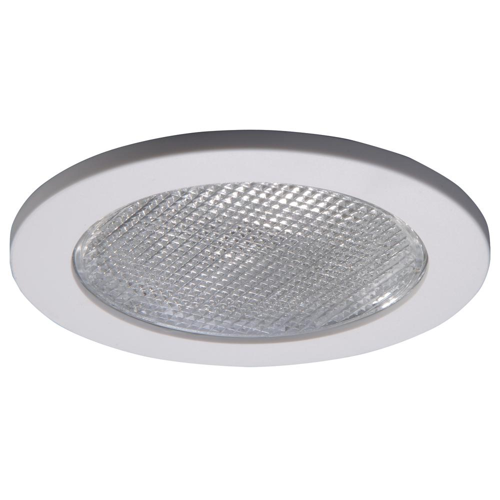 Halo 951 series 4 in white recessed ceiling light with lensed white recessed ceiling light with lensed shower trim mozeypictures Choice Image
