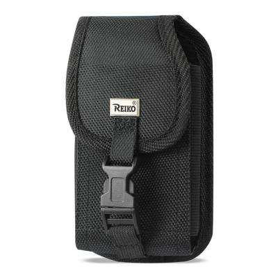 Small Vertical Rugged Holster in Black