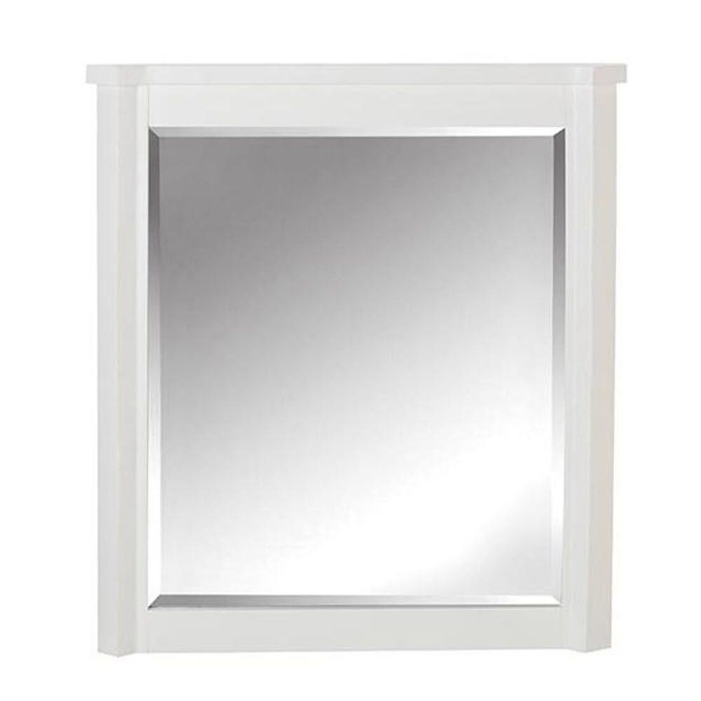 Home decorators collection barcelona 32 in l x 28 in w for White mirror