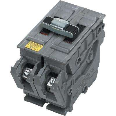 New UBIA 100 Amp 2 in. 2-Pole Type A Wadsworth Replacement Circuit Breaker