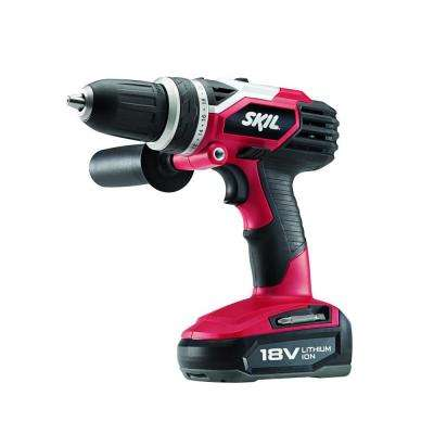 Factory Reconditioned Lithium-Ion Cordless Electric 3/8 in. Drill/Driver