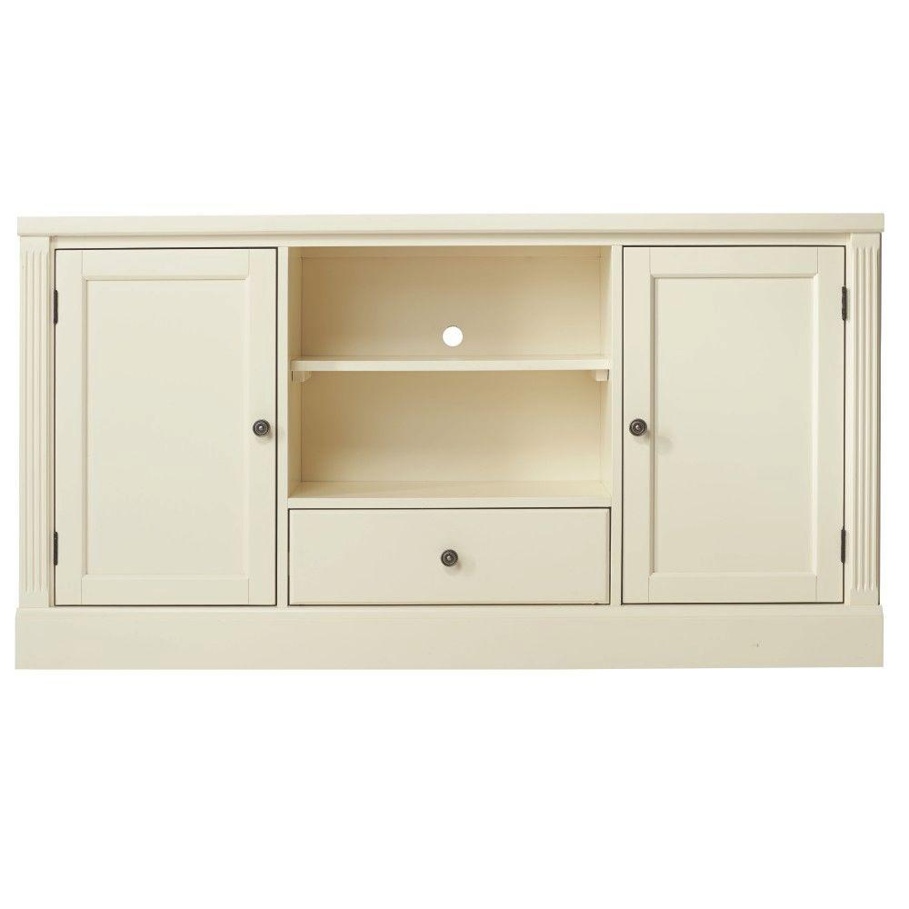 Home decorators collection edinburgh ivory modular tv for Home depot home decorators
