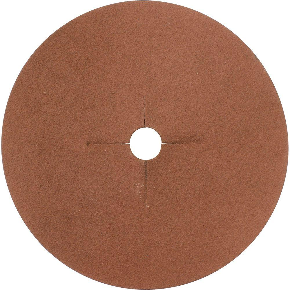 5 in. 120-Grit GV5010 Abrasive Disc (25-Pack)